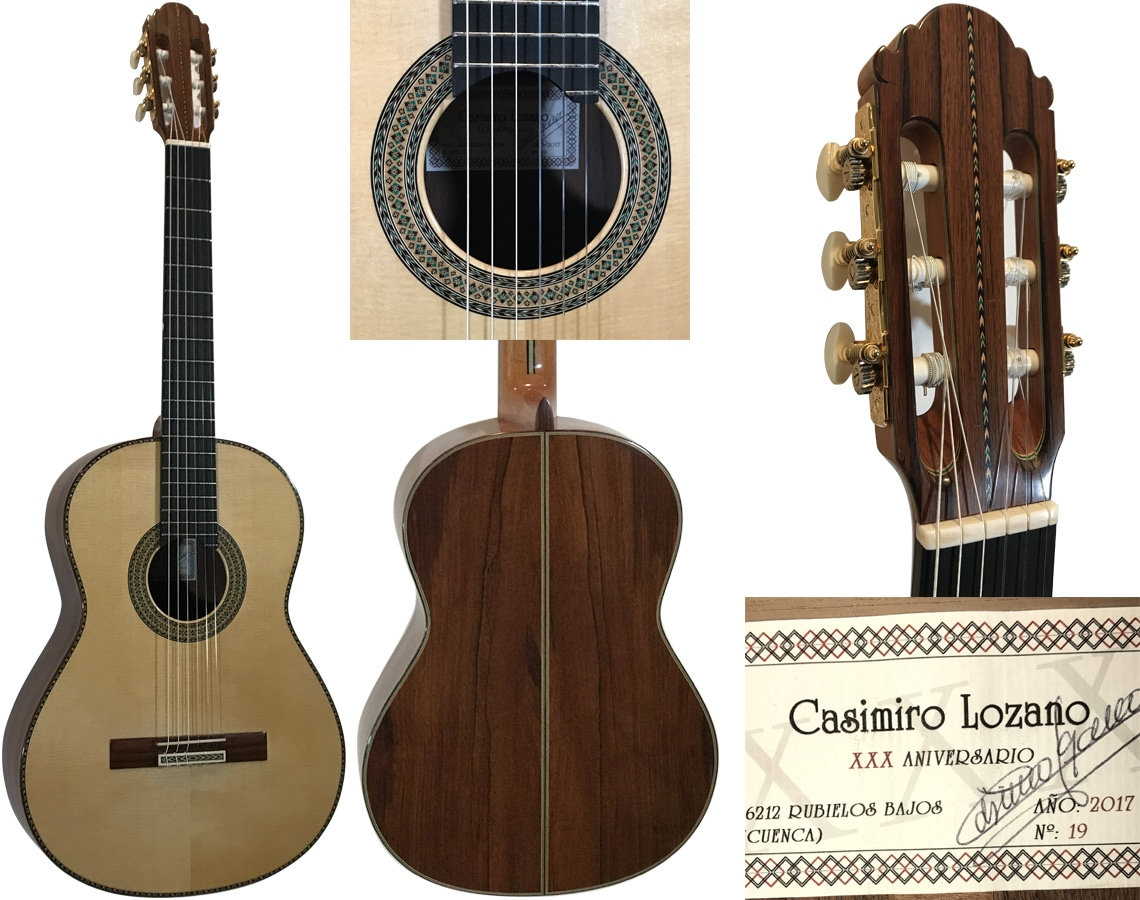 "NEW Casimiro Lozano "" 30th Anniversary Model'"