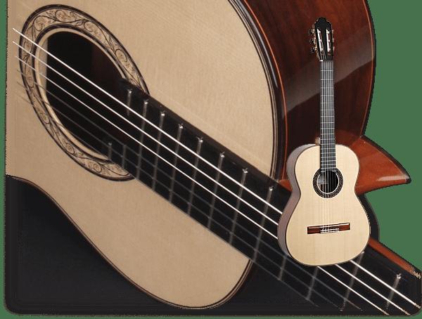 Philip Woodfield England Classic Guitar International