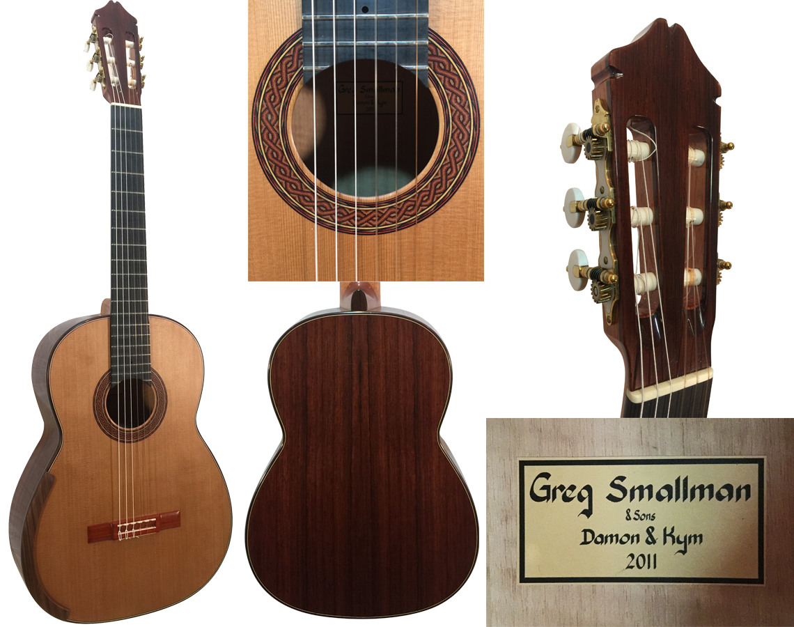 2011 Unplayed Greg Smallman & Sons