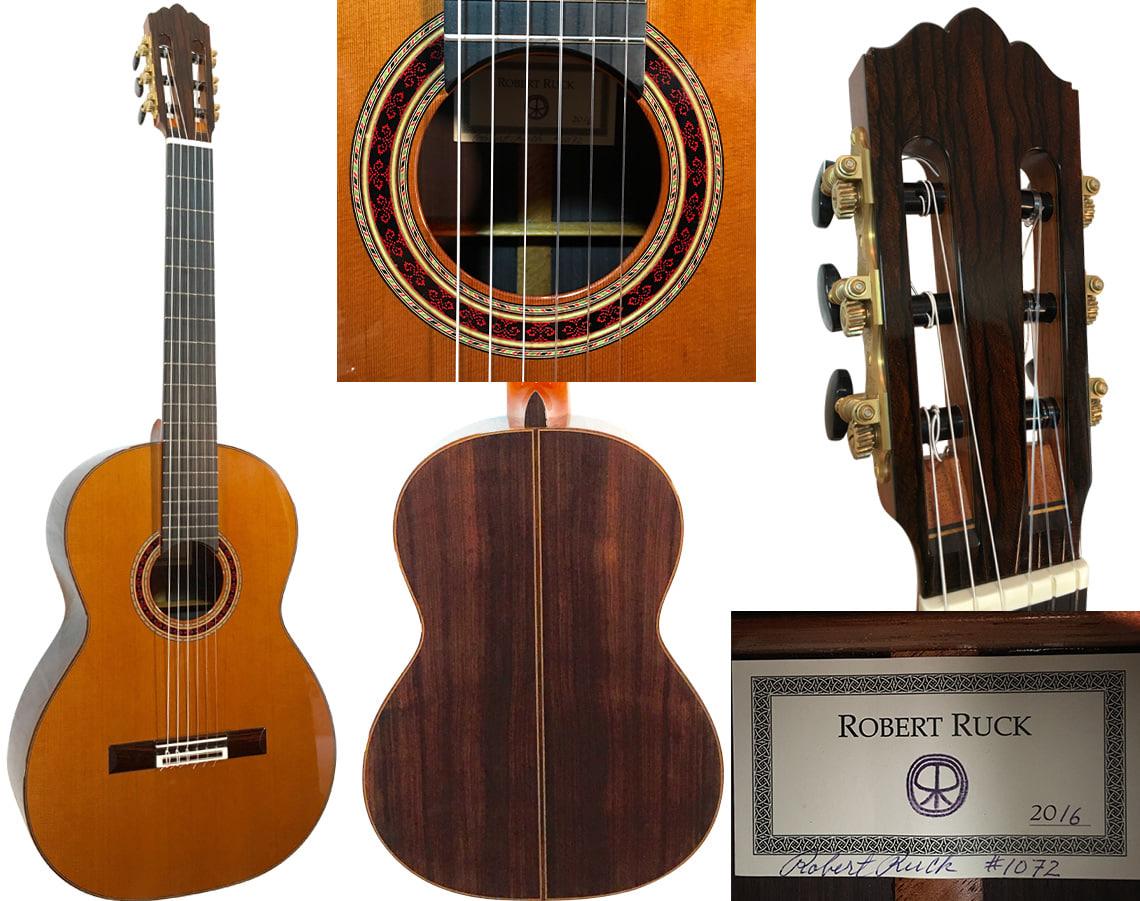 Robert Ruck Cedar/Fan braced
