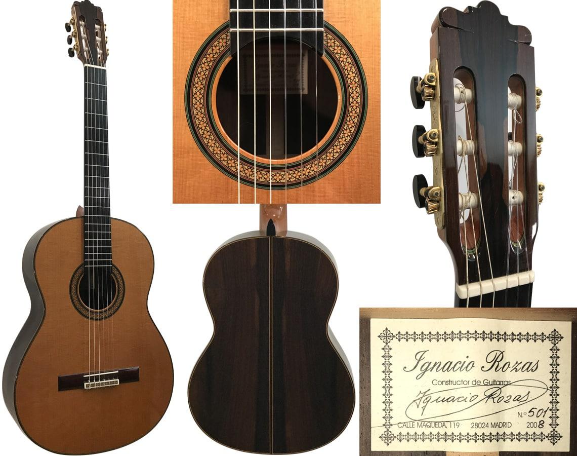 2008 Ignacio Rozas/Cedar/Fan braced for sale