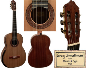 Smallman classic guitar