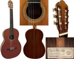 Fleta classic guitar