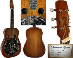 Sheerhorn dobro guitar