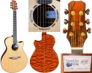 Hamblin guitars