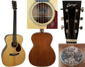 2018 Collings OM 1 AT